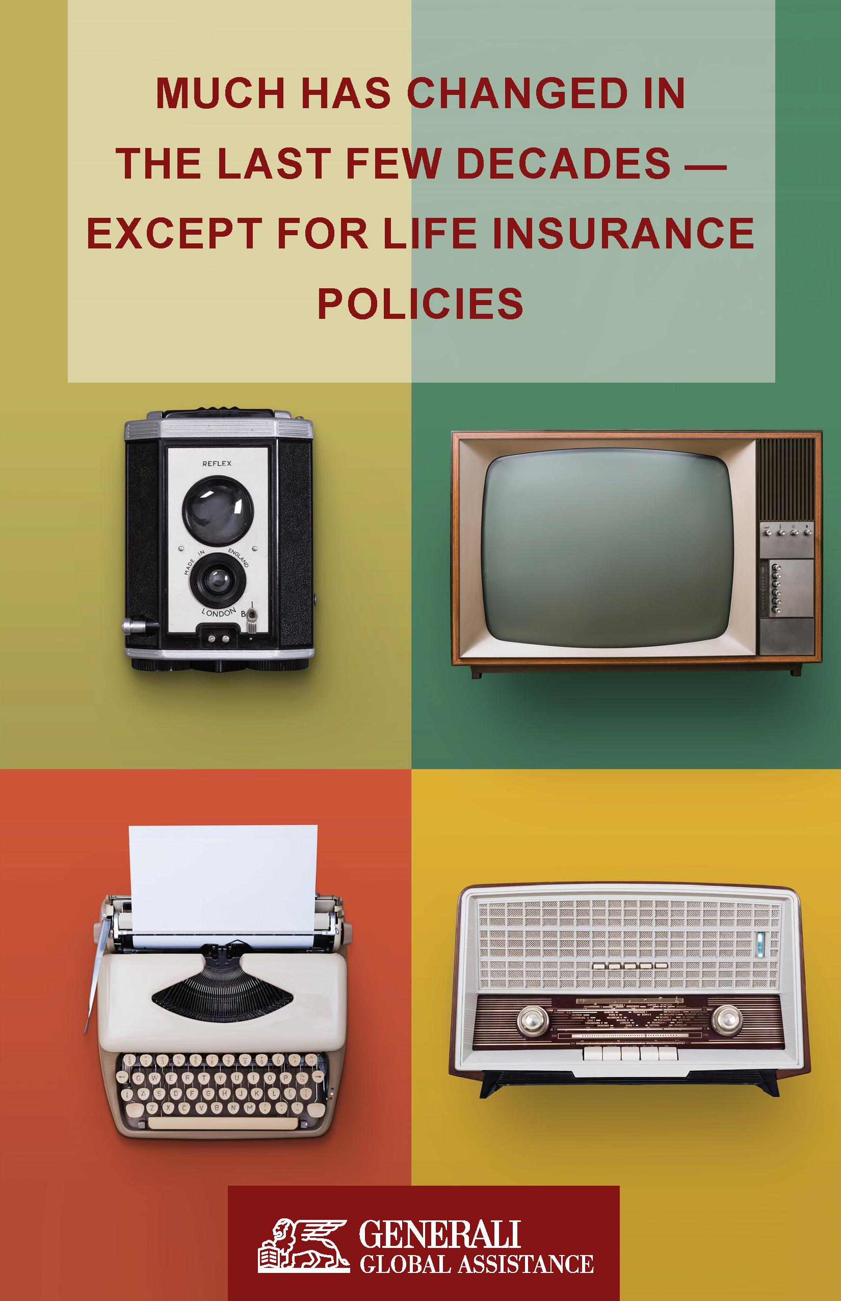 Life Insurance white paper